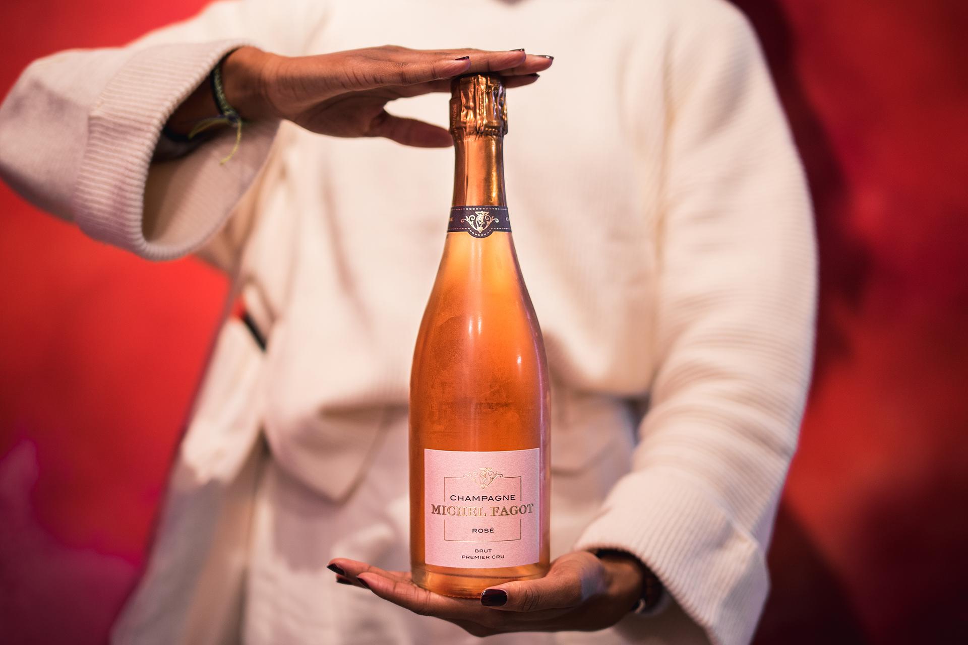 champagne-rose-fagot-michel